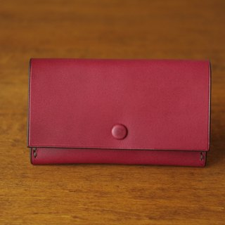 [MTO] Business Card Case / raspberry