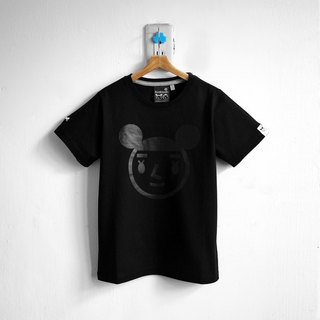 【BestFriend】Jumbo GirlFriend Logo T-Shirt / 03-BLACK