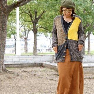 ☆ Palette ☆ 彡 palette embroidery long skirt