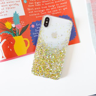 gold luxury | case, phone case, glitter case, iphone case, samsung case