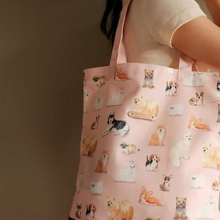 Tote bag : PUPPY LOVE