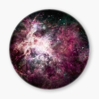 Snupped Ceramic Coaster - 星系系列 - 陶瓷杯垫 - The Cosmic 宇宙