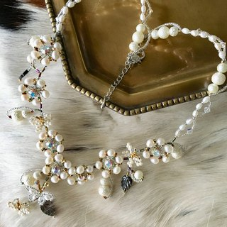 Pearl necklace ~ pearl necklace ~