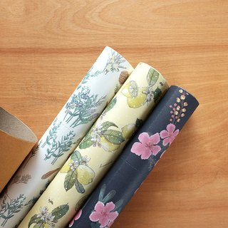 Reusable Wrapping papers (Collection 1) : Set of 3
