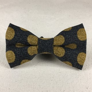 Mr.Tie 手工缝制领结 Hand Made Bow Tie 编号142