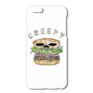 [iPhone case] Creepy hamburger