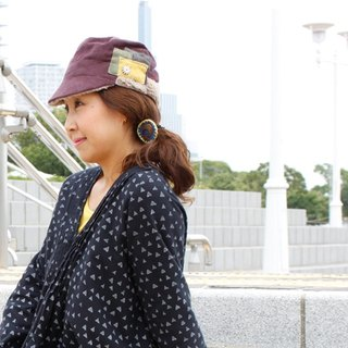 ☆ Hammock ☆ 彡 work cap with bores