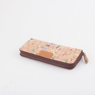 Long Zip Around Wallet
