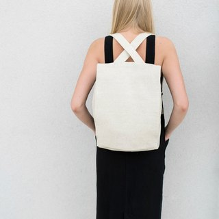 Linen Backpack Motumo – 17B2