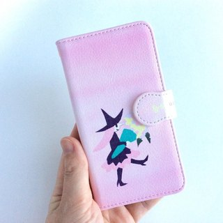"For all models ""Witch and bouquet smart case"" Enter name free shipping"