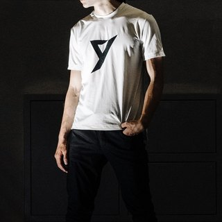 Laser Pocket T-shirt 雷射口袋T-shirt (白)