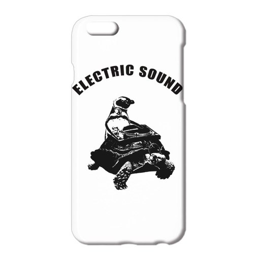 [IPhone Cases] penguins and turtles and the turntable