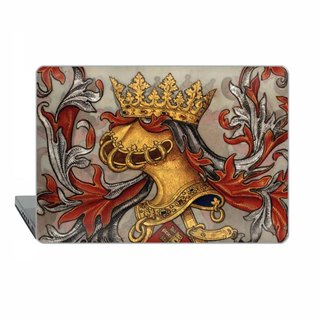 Macbook Pro 15 Touch bar Case heraldic MacBook 13 Case Escutcheon Macbook 11 Knight Macbook 12 Macbook Pro 13 Retina art Case Hard Plastic 1773