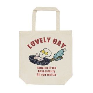tote bag / Lovely day