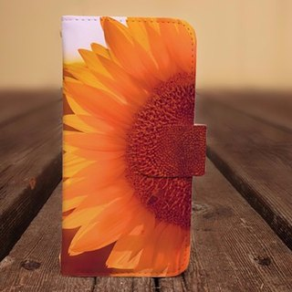 【All models supported】 Free shipping 【notebook type】 sunflower sunflower smart case