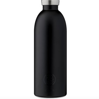 新品 24Bottles Clima Black (850ml) - 保暖12hr保冷24hr