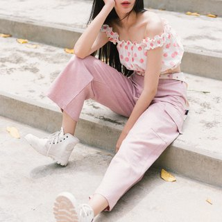 Highestjump Linen pink