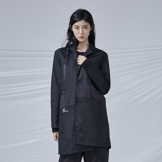DYCTEAM - 3M Waterproof Stitching Coat 防水格纹拼接大衣
