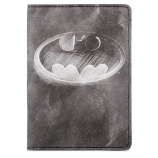 Mighty Passport Cover护照套 - Batman
