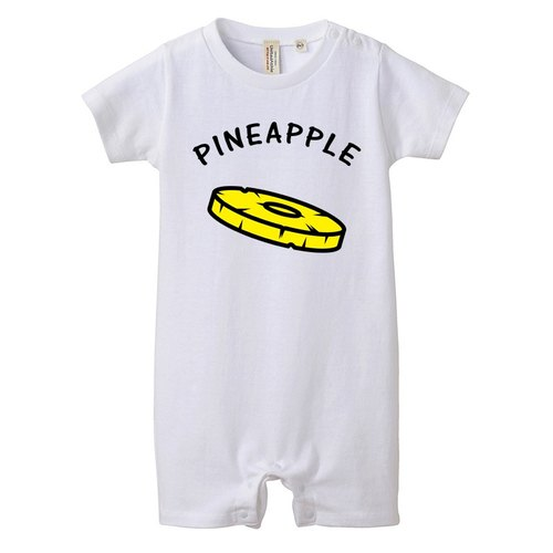 [Rompers] Pineapple