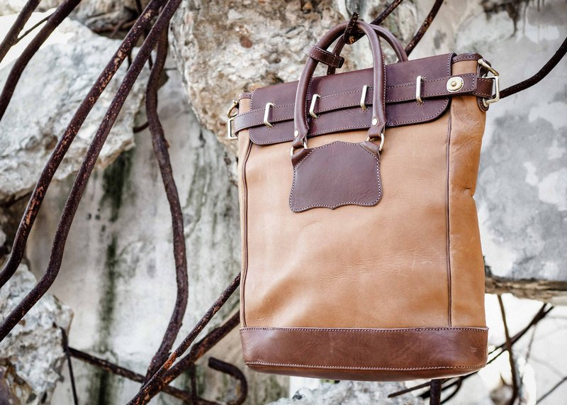 HEYOU Handmade –Railroad Mail Bag 铁道邮件包