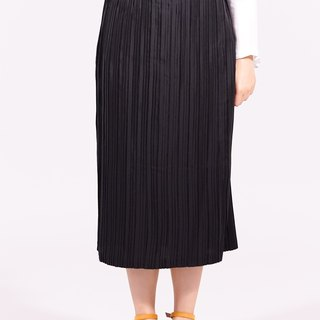 Basic Pleated Skirt