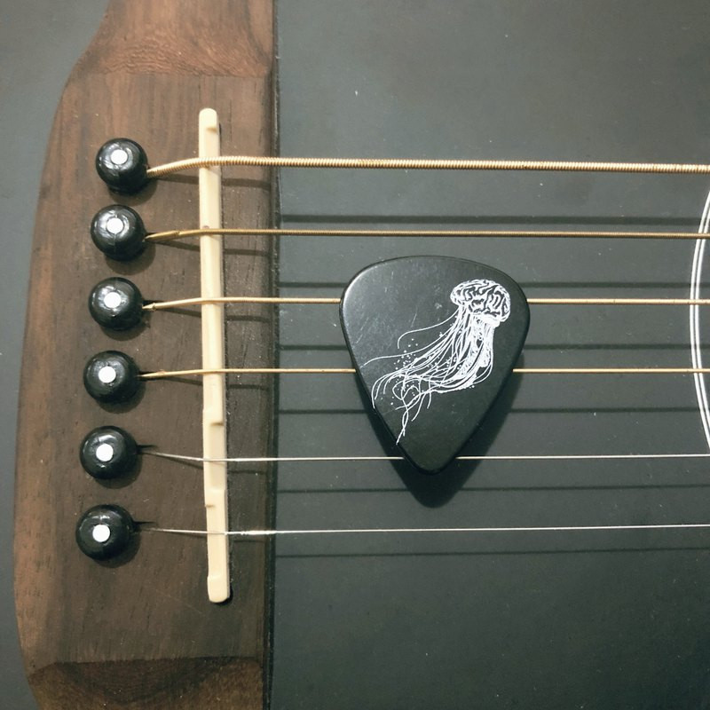 Guitar Pick no.6