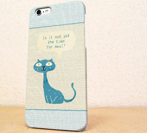 Is free shipping ☆ iPhone case GALAXY case ☆ of meal time is still? Phone case