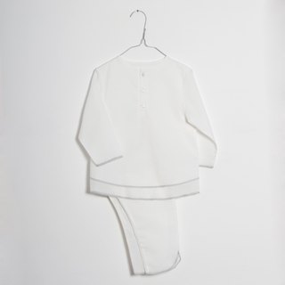 RAW PYJAMA - BOY WITH LONG SLEEVE 男孩长袖睡衣 (一岁)
