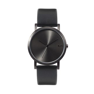 Minimal Watches : Metal Project Vol.02 - Gunmetal (Black)