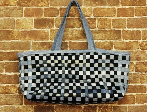 Woven tote (Large) 1