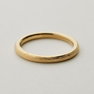 【14Kt Gold】Yours_Round : ring