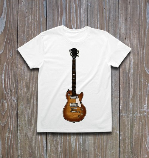 GIBSON LES PAUL T-shirt