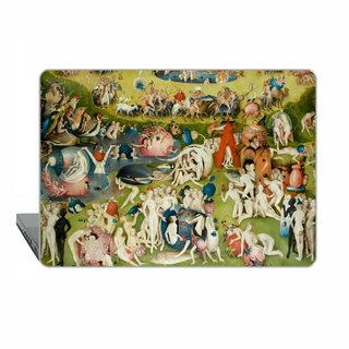 Garden of Earthly Delights Macbook case Pro 15 inch Touch bar Pro 13 Touchbar Air 13 Pro 12 Air 11 Pro 13 Pro 13 Retina Pro 15 Pro 15 Retina 1763