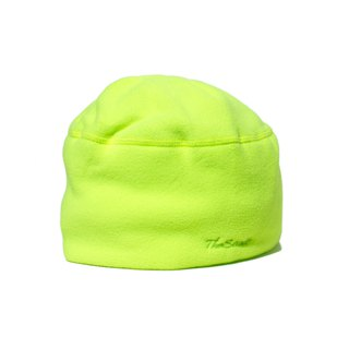 Polar Fleece Watch Cap # SAFETY GREEN