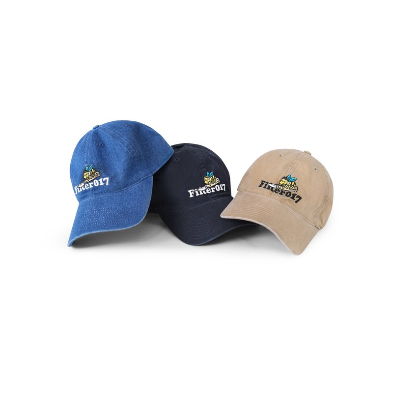 Filter017 Big Sting Ball Cap 复古棒球帽