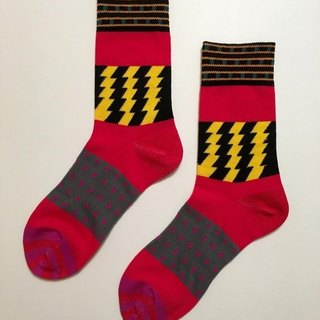 GillianSun Socks Collection【HOT 热销款】1619PP_Carnival1614BK_lucky