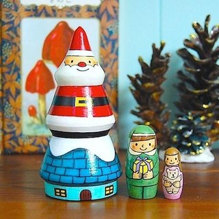 ☆ !! Santa came ☆ Matryoshka [1]