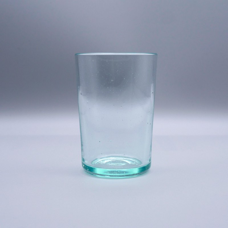 Recycle glass cup (L)