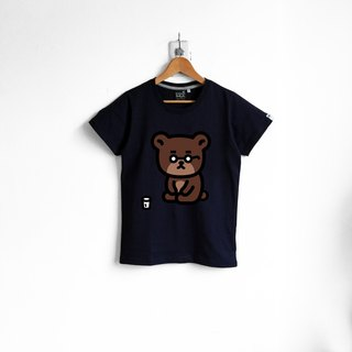 【BestFriend】Nice Bear / 15-NAVY 驼背熊-深蓝