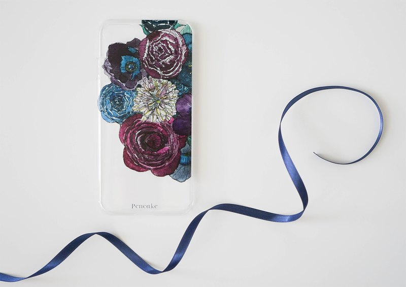 iPhone CASE | Summer Navy