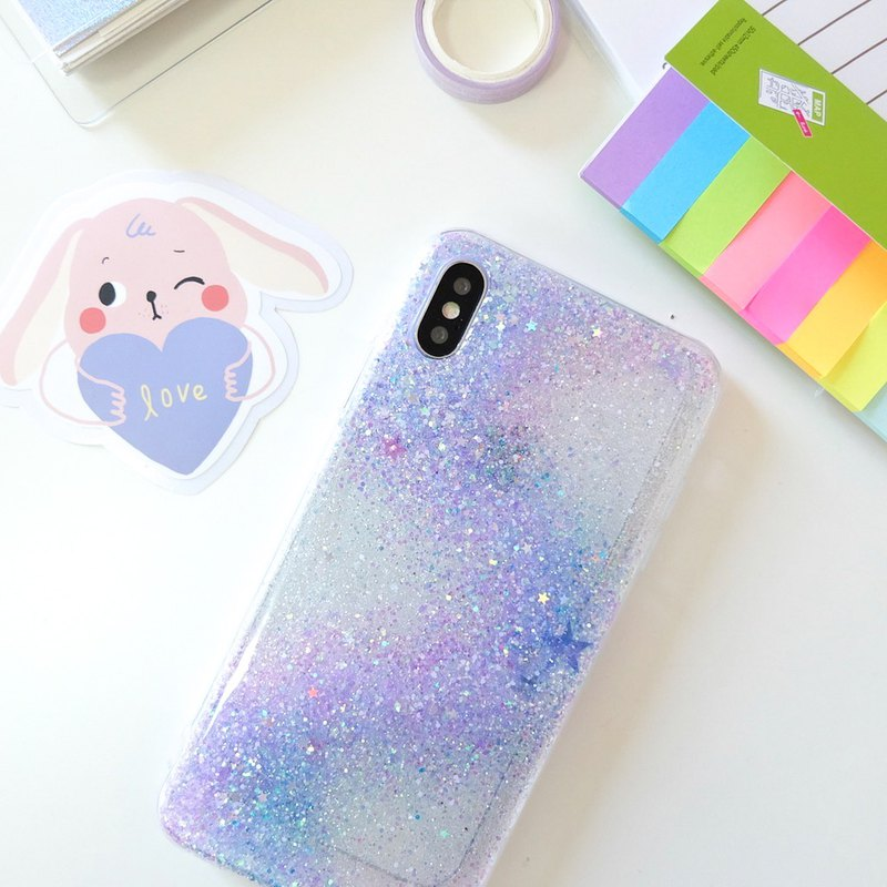 blossom | case, phone case, glitter case, iphone case, samsung case