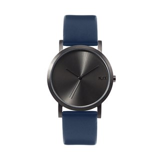 Minimal Watches : Metal Project Vol.02 - Gunmetal (Blue)