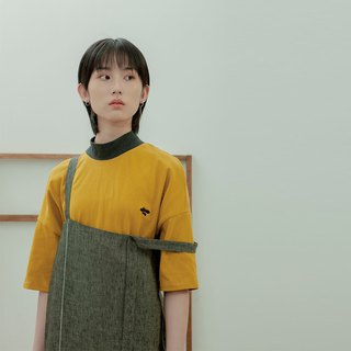 TRAN x FF&f x ACME Breakfast CLUB制服联名 团型刺绣Tee