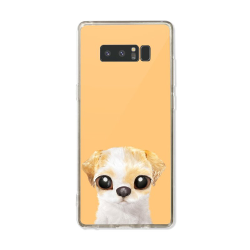 Samsung Galaxy Note 8 透明超薄壳
