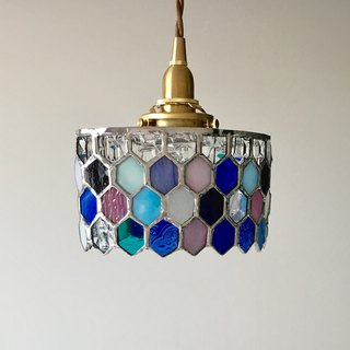 Pendant Light Jewel Night Blue Bayview
