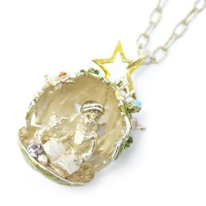 Globe World Globe World NE 135 / Necklace