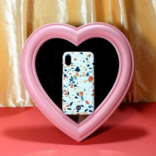 iPhone Case Cover 5 se 6 s 7 8 plus 10 x i6 i7 i8 ix S8 S9 Note8 Sony Terrazzo 6