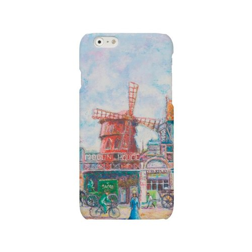 Moulin Rouge, iPhone SE case, Impressionism, iPhone 6 7 Plus case, classic, iPhone 4 5 6 7 cover, Pissaro, Samsung S7 Galaxy S4 S5 S6 case 1710