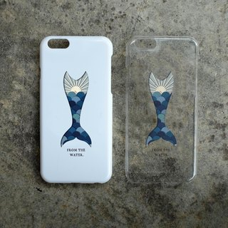 Phone Case 手机壳 - From the water - Mermaid